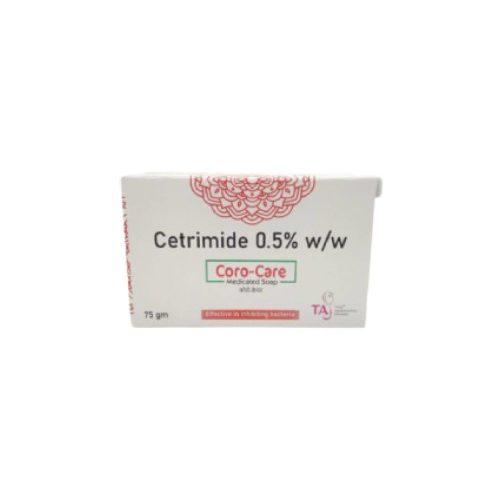 CETRIMIDE-SOAP-CORO-CARE