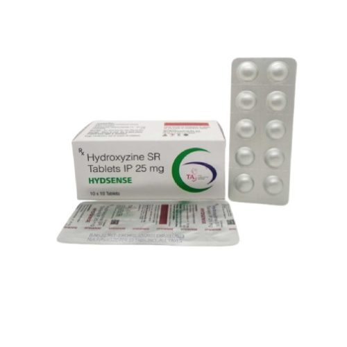 HYDROXYZINE TABLETS-HYDSENSE-25